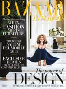 Harpers Bazaar Interiors (English)