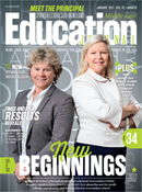 Education Journal Middle East (English)