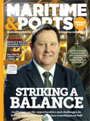 Maritime & Ports Middle East Cover