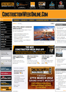 ConstructionWeekOnline.com (English)